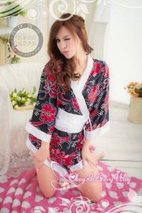 Charming Flower Kimono