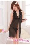 Halter Sexy Mysterious Dress