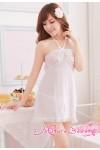White Transparent Pajamas