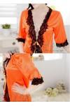 Half-Sleeved Robe II