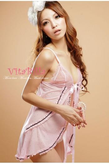 [VitaBilla] Front Open Sexy Lingerie