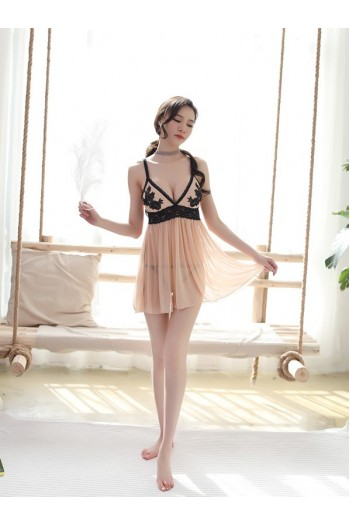 Embroidery Sexy Lingerie FL8123