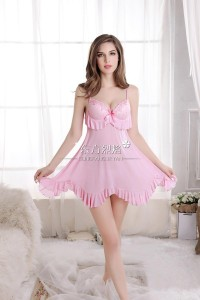 Icy Silk Lingerie-Pink