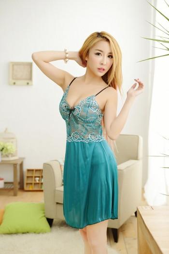 Lingerie Nightwear Sleepwear-BL068-GE