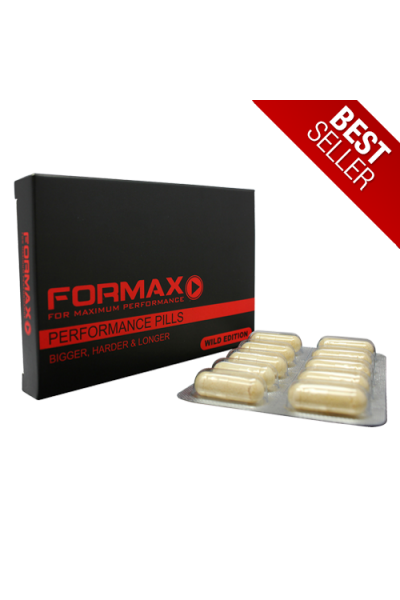 FORMAX Performance Pills (Wild Edition) 10 caps