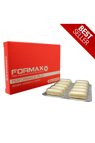 FORMAX Performance Pills (Real Edition) 10 caps