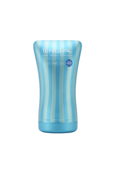 Soft Tube Cup (Cool Edition)