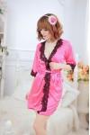 Half-Sleeved Robe