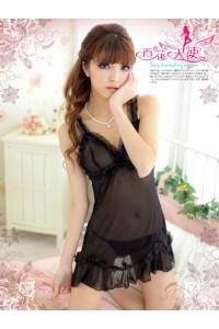 Sexy Lingerie AF9022-BK