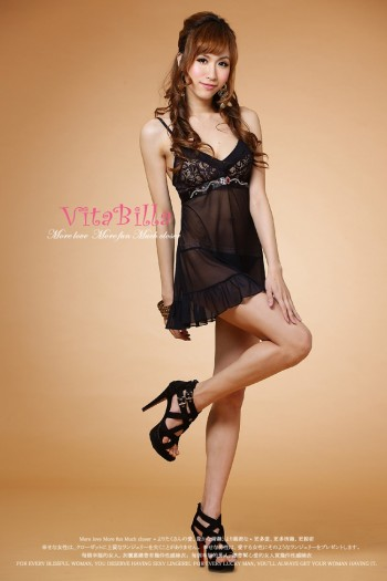[VitaBilla] Sexy Lingerie Babydoll VT101