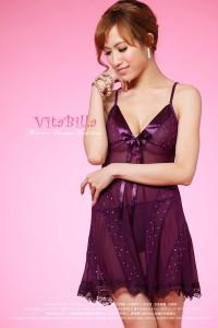 [VitaBilla] Line Dot Sexy Lingerie