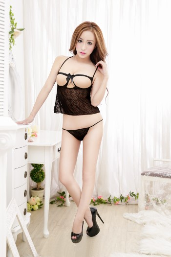 Breastless Sexy Lingerie