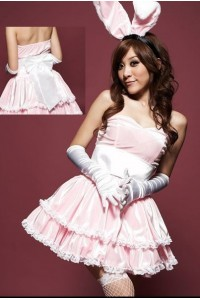 Rabbit Dress Set