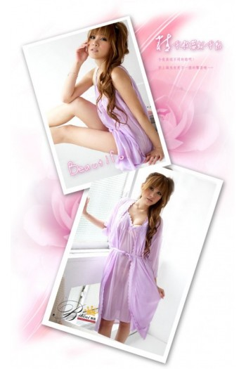 Princess Lovely Silk Nightdress
