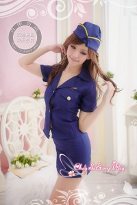 Passion Sexy Stewardess